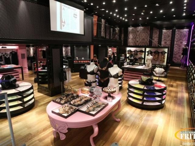 Fritz - Lojas e Shoppings